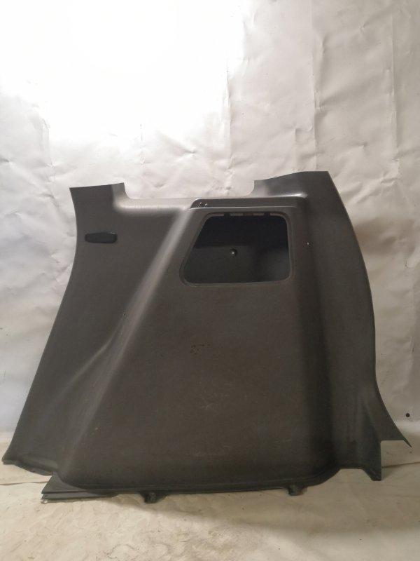 Обшивка багажника Hyundai Matrix 1.8 задняя правая (б/у)