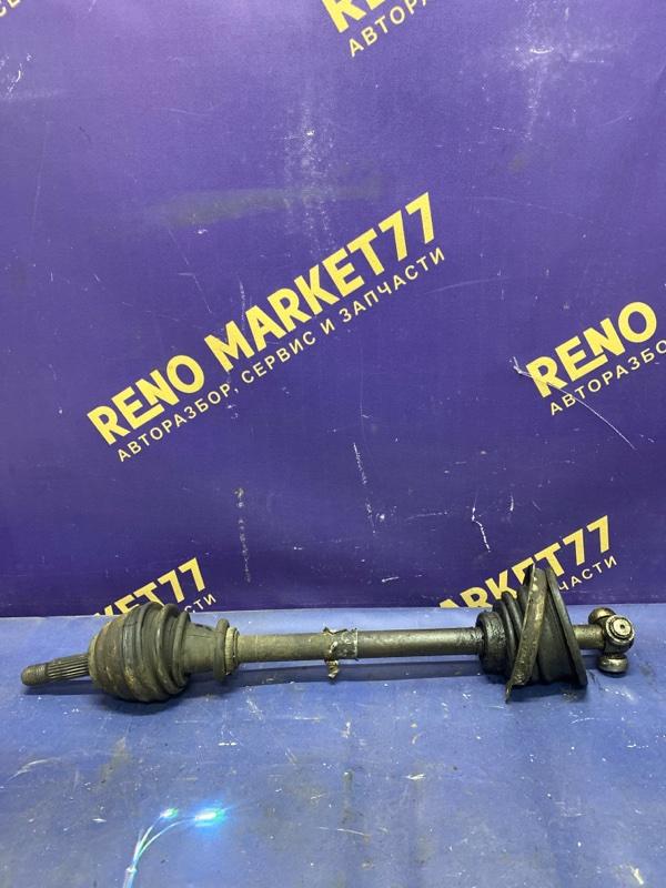 Привод Renault Kangoo 1 K7J 1997 передний левый (б/у)
