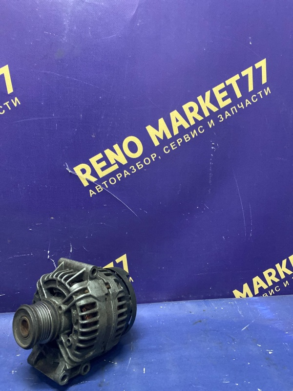 Генератор Renault Sandero 1 K7J 2009 (б/у)