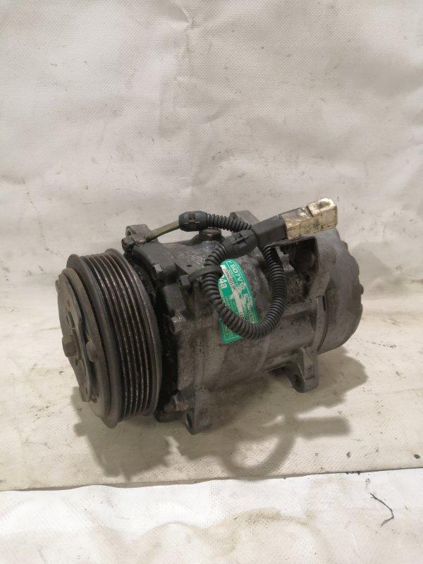 Компрессор кондиционера Peugeot 406 УНИВЕРСАЛ KJG4 1998 (б/у)