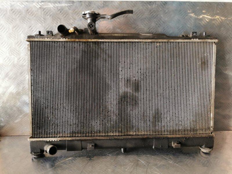 Радиатор охлаждения Mazda 6 СЕДАН GASOLINE 1 2005 (б/у)
