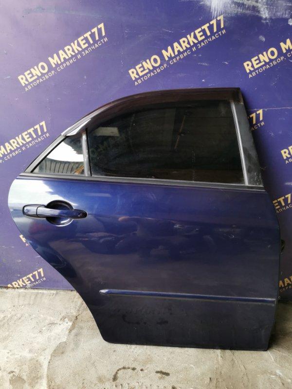 Дверь Mazda 6 СЕДАН GASOLINE 1 2005 задняя правая (б/у)