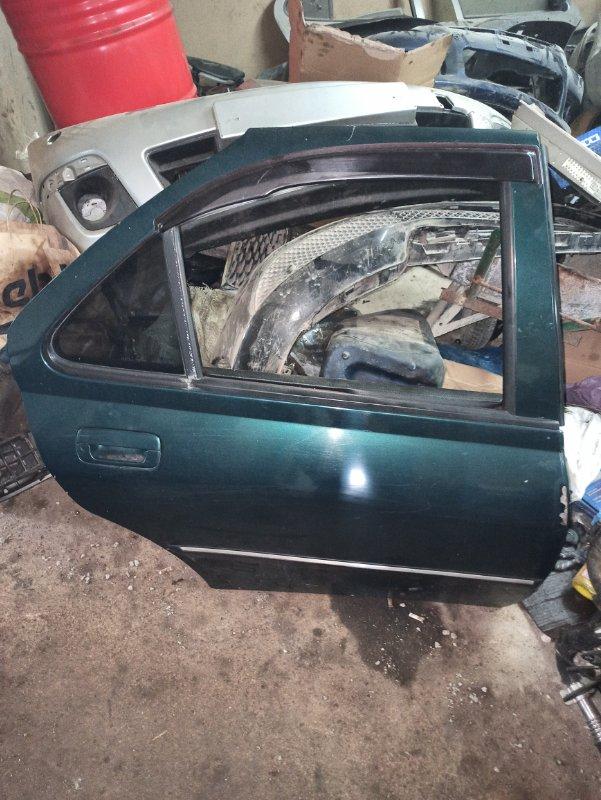 Дверь Peugeot 408 задняя правая (б/у)