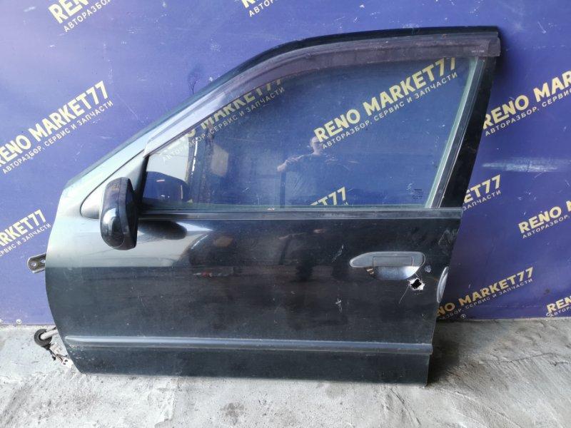 Дверь Nissan Primera СЕДАН 2.0 передняя левая (б/у)