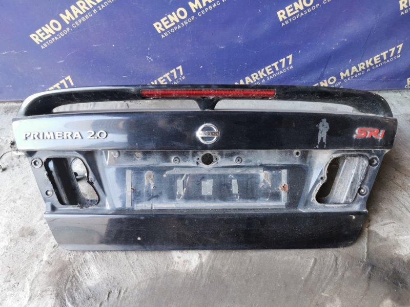 Крышка багажника Nissan Primera СЕДАН 2.0 (б/у)