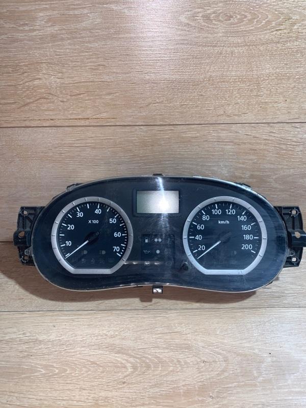 Панель приборов Renault Logan 1 LS K7J 2010 (б/у)
