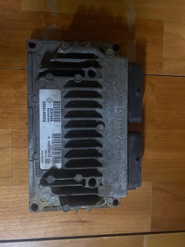 Блок управления акпп Renault Symbol 2 2008 (б/у)