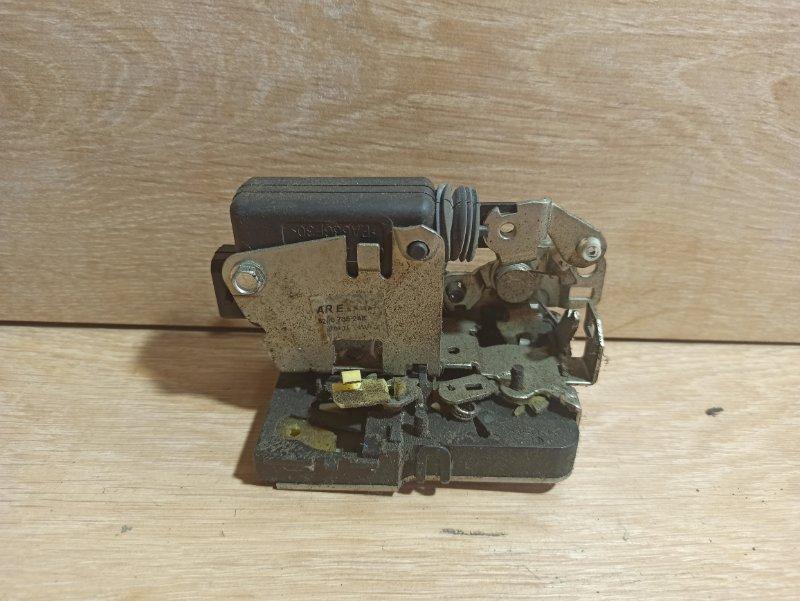 Замок двери Renault Sandero 1 ХЭТЧБЭК K4M690 2013 задний левый (б/у)