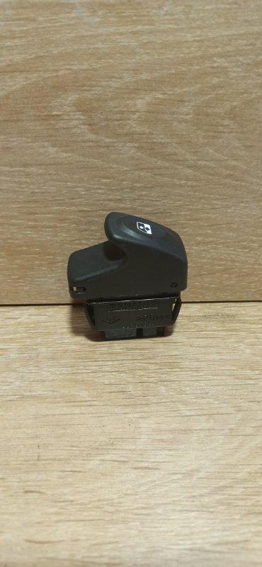 Кнопка стеклоподъемника Renault Sandero 1 ХЭТЧБЭК K4M690 2013 задняя правая (б/у)