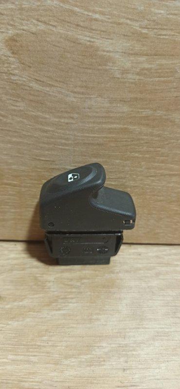 Кнопка стеклоподъемника Renault Sandero 1 ХЭТЧБЭК K4M690 2013 задняя левая (б/у)