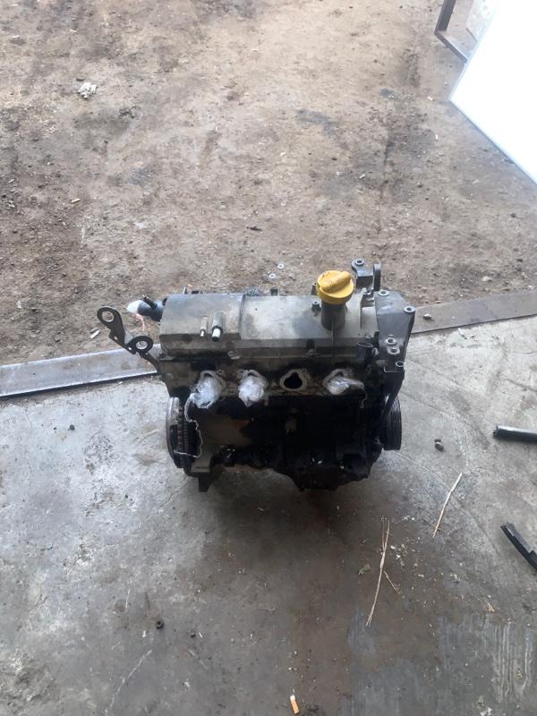 Двигатель Renault Logan 1 LS K7J 2008 (б/у)
