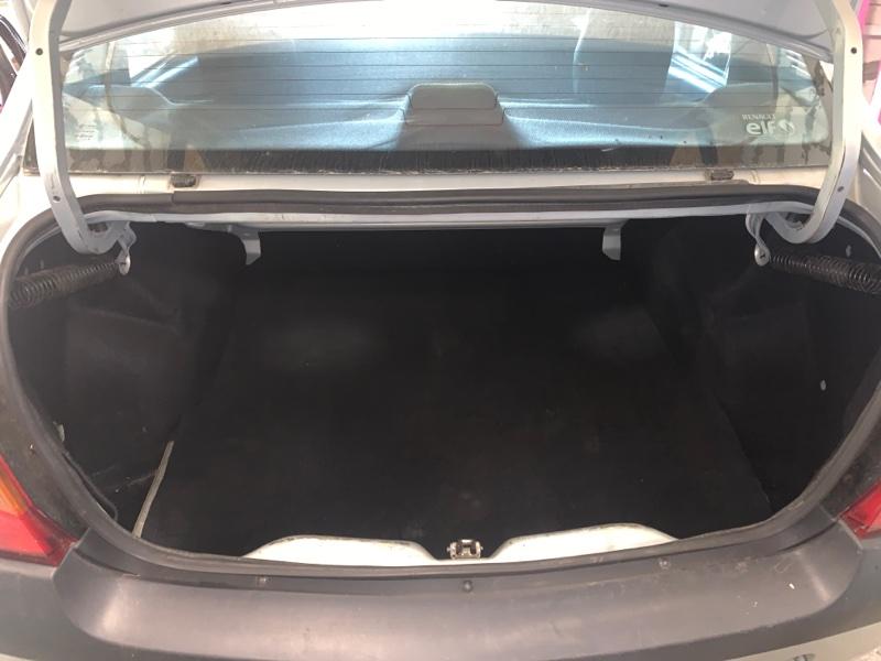 Обшивка багажника Renault Logan 1 LS K7J 2008 (б/у)