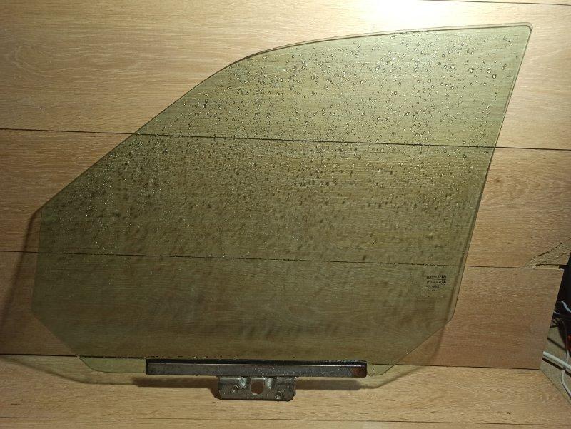 Стекло двери Vaz 2112 переднее правое (б/у)