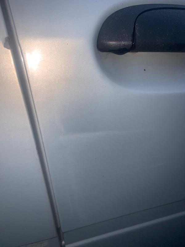 Дверь Renault Logan 1 LS K7J 2008 передняя правая (б/у)