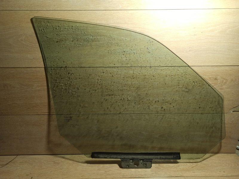 Стекло двери Vaz 2112 переднее левое (б/у)