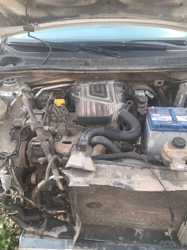 Двигатель Renault Logan 2 L8 K7M 2015 (б/у)