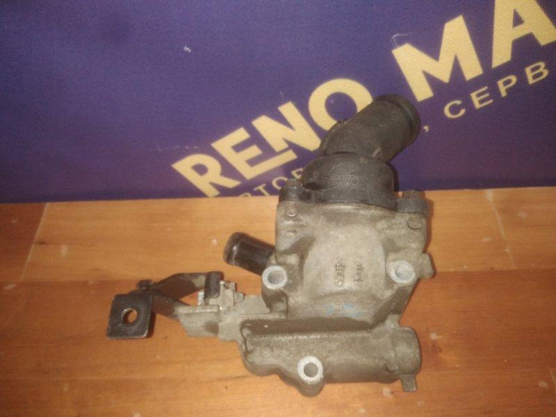 Корпус термостата Renault Logan 1 LS0G K7J 2010 (б/у)