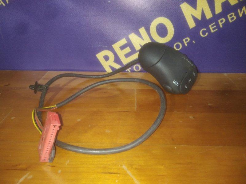 Блок управления магнитолой на руле Renault Symbol LB0C K7J 2005 (б/у)