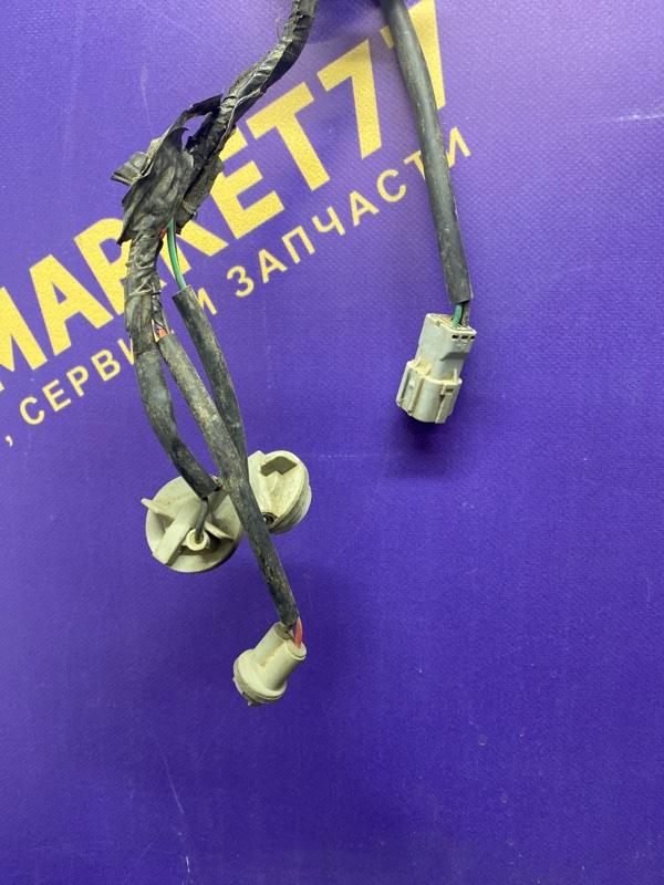 Проводка крышки багажника Nissan Almera G15 2013 (б/у)