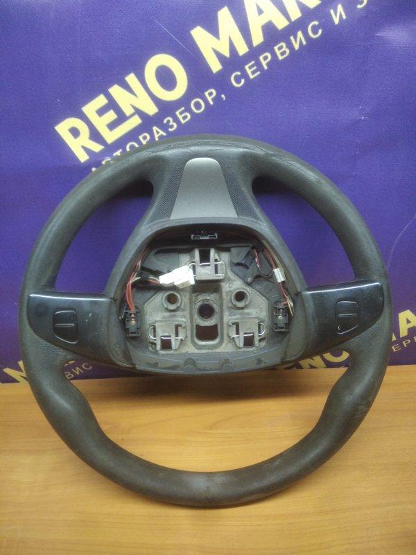 Руль Renault Logan 2 L8 K7M 2015 (б/у)
