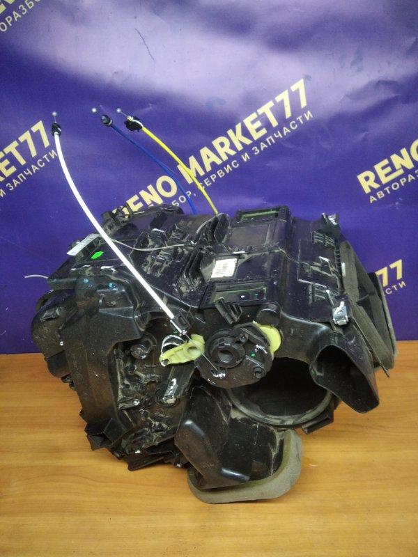Корпус печки Renault Logan 2 L8 K7M 2015 (б/у)