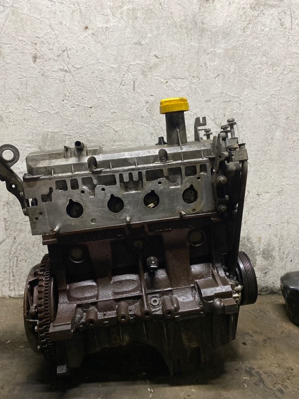Двигатель Renault Logan 2 L8 K7M 2017 (б/у)