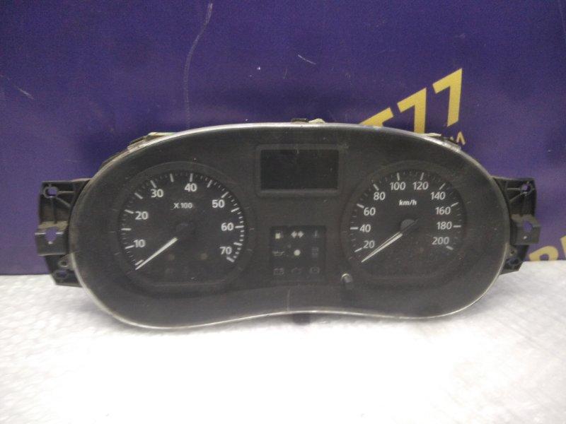 Панель приборов Renault Logan 1 LS K7J 2008 (б/у)