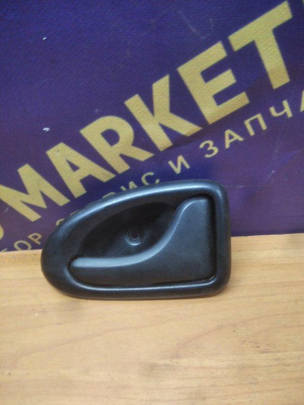 Ручка двери внутренняя Renault Logan 1 2004 правая (б/у)