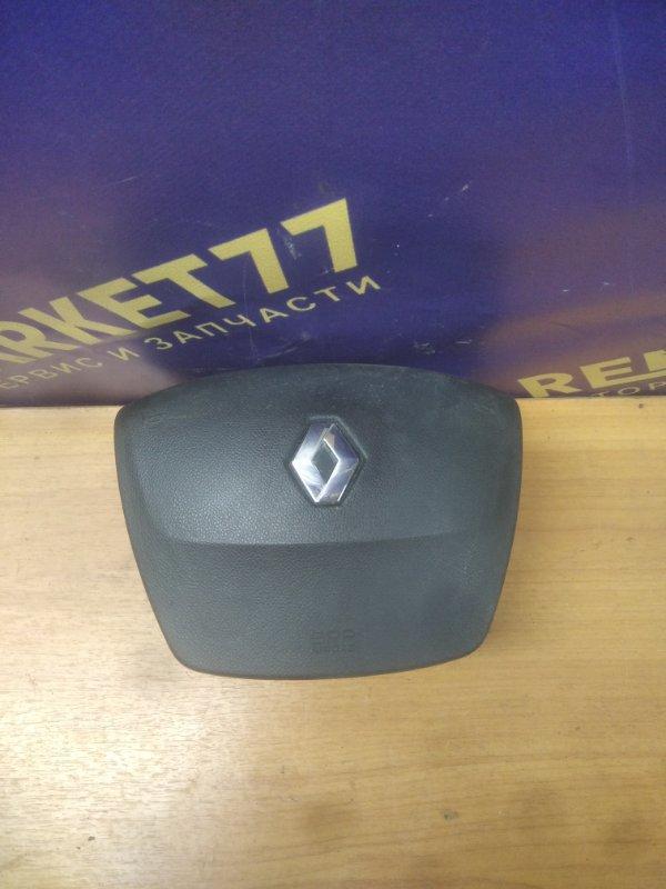 Подушка безопасности в руль Renault Megane 3 KZ0U K4M838 2013 (б/у)