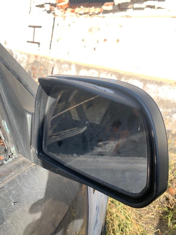 Зеркальный элемент Hyundai Tucson 2.0 ДИЗЕЛЬ 2007 передний правый (б/у)