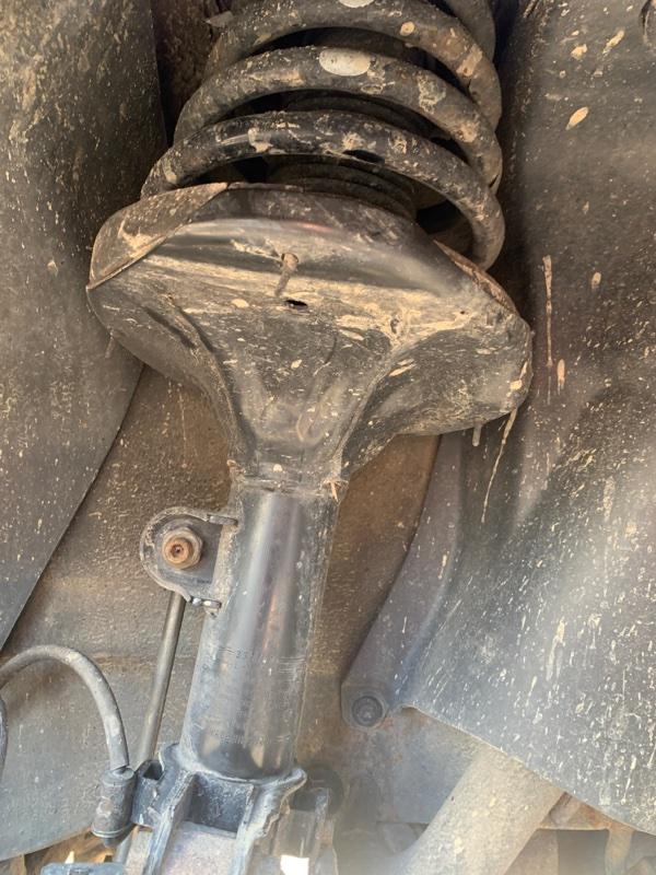 Амортизатор Hyundai Tucson 2.0 ДИЗЕЛЬ 2007 задний левый (б/у)