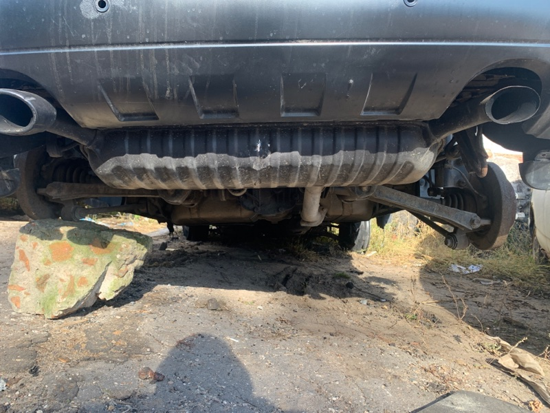 Глушитель Hyundai Tucson 2.0 ДИЗЕЛЬ 2007 (б/у)