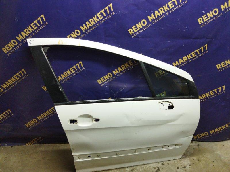 Дверь Peugeot 308 4A/C EP6 2010 передняя правая (б/у)