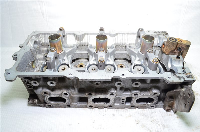 Головка блока цилиндров Nissan Teana J31 VQ23DE 2003 (б/у)