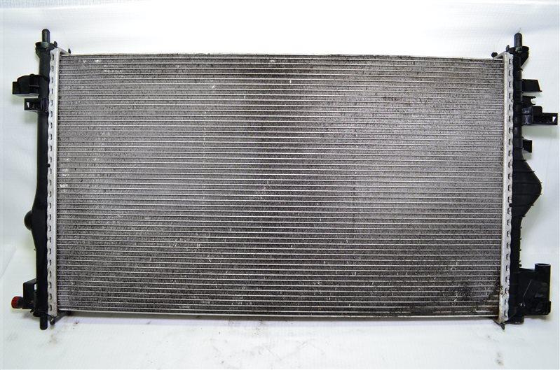 Радиатор двигателя Opel Insignia A20DTH 2009 (б/у)