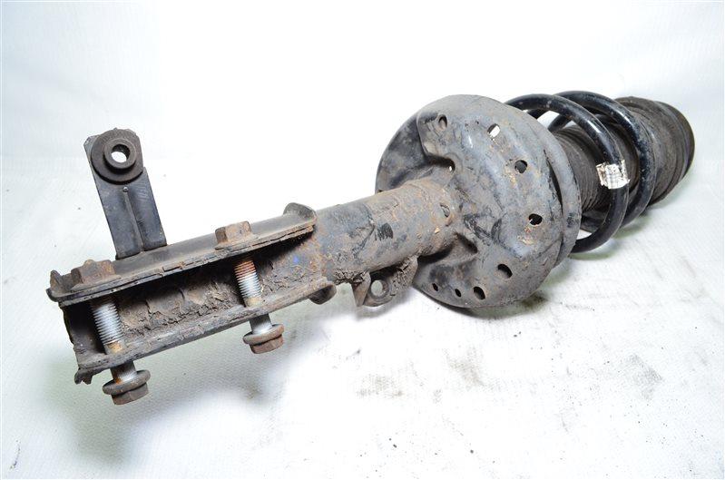 Стойка амортизатора Opel Insignia A20DTH 2009 передняя левая (б/у)