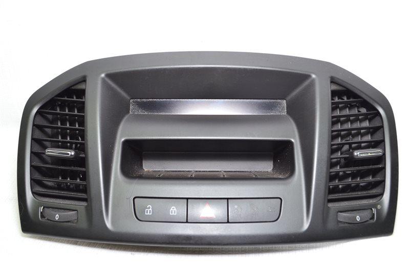 Панель информационная Opel Insignia A20DTH 2009 (б/у)