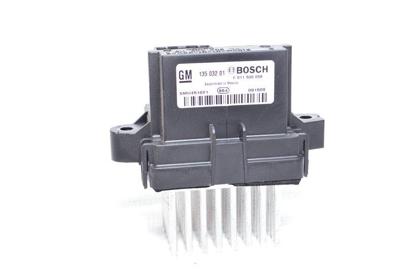Резистор моторчика печки Opel Insignia A20DTH 2009 (б/у)