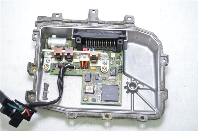Электронная плата изитроник Mercedes A160 W168 (б/у)