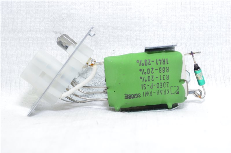 Резистор кондиционера Opel Astra F 1.4