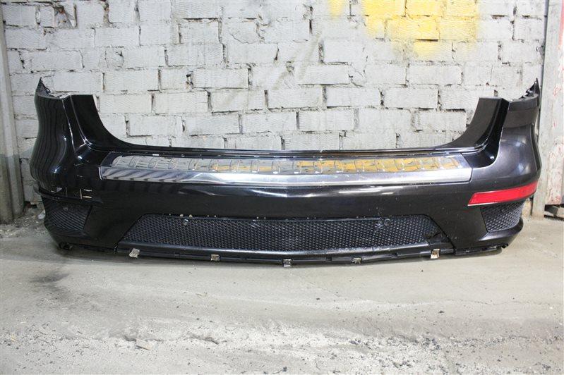 Бампер Mercedes-Benz Gls задний (б/у)