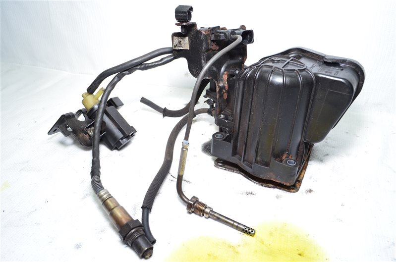 Охладитель клапана егр Opel Insignia A20DTH 2009 (б/у)