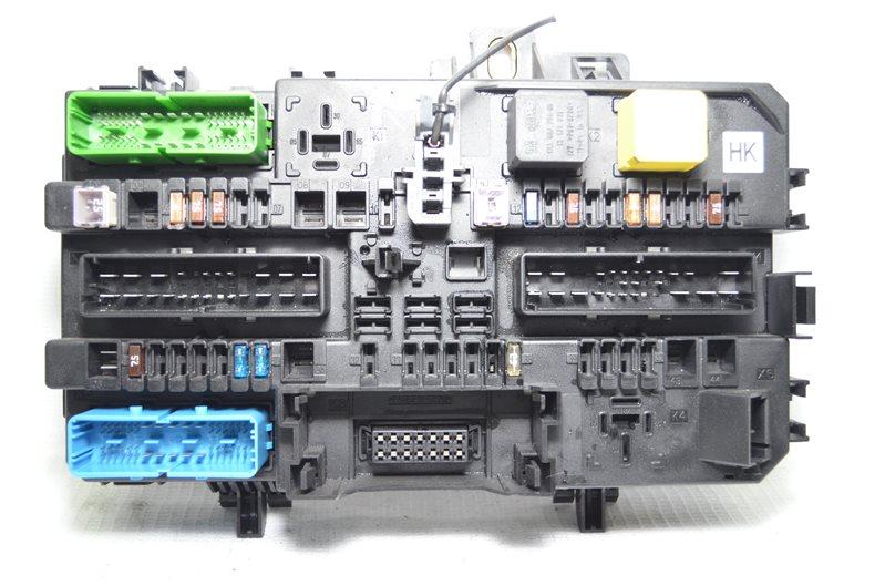Блок предохранителей салона Opel Astra H 1.6 Z16XEP 2006 (б/у)