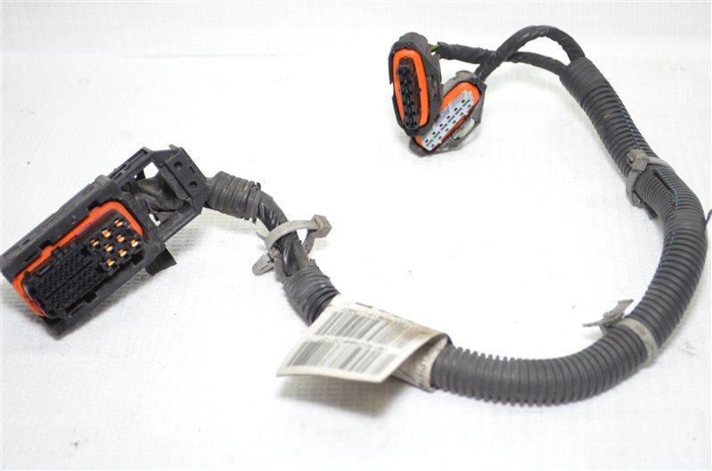 Шлейф блока переключения скоростей изитроник Opel Astra H 1.6 Z16XEP 2006 (б/у)