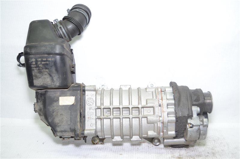 Компрессор Volkswagen Tiguan 1.4 TSI CAVA (б/у)