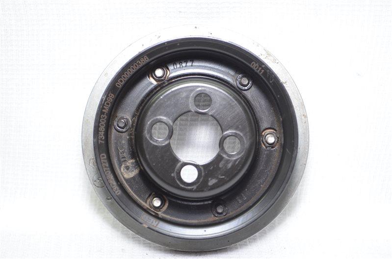 Шкив водяной помпы Volkswagen Tiguan 1.4 TSI CAVA (б/у)