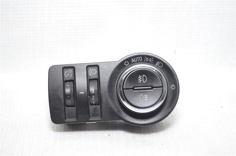 Панель управления светом Opel Insignia 2.0 A20DTH 2010 (б/у)