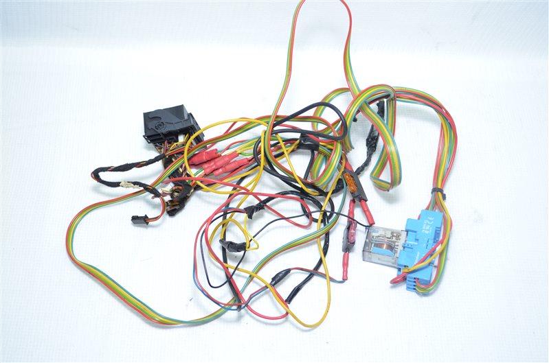 Проводка Mercedes C180 W203 1.8 KOMPRESSOR M271.946 2004 (б/у)