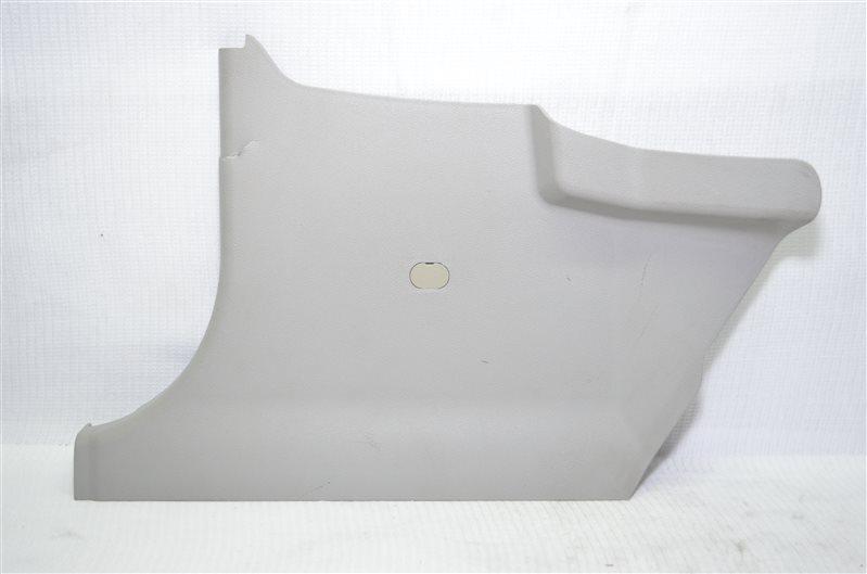 Накладка декоративная Mercedes C180 W203 1.8 KOMPRESSOR M271.946 2004 левая (б/у)