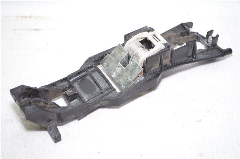 Механизм ручки двери Mercedes C180 W203 1.8 KOMPRESSOR M271.946 2004 передний левый (б/у)